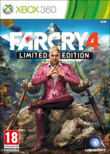 Videogioco Far Cry 4 Limited Edition Xbox 360 0
