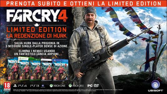 Videogioco Far Cry 4 Limited Edition Xbox 360 2