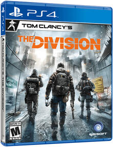 Ubisoft Tom Clancy's: The Division PS4 videogioco PlayStation 4 Basic Inglese, Francese
