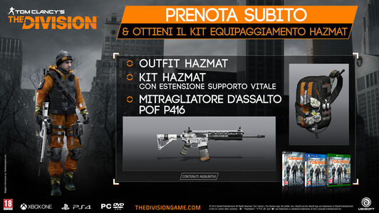 Videogioco Tom Clancy's The Division PlayStation4 1