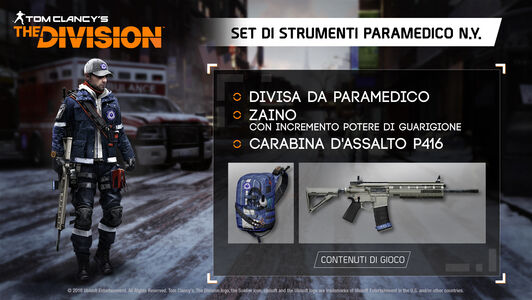 Videogioco Tom Clancy's The Division PlayStation4 2