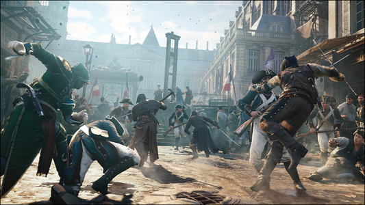 Videogioco Assassin's Creed Unity Xbox One 4