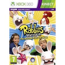 Rabbids Invasion: The Interactive TV Show [Import UK] - X360