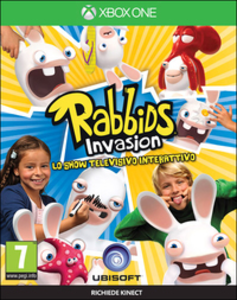 Videogioco Rabbids Invasion: Lo show televisivo interattivo Xbox One 0