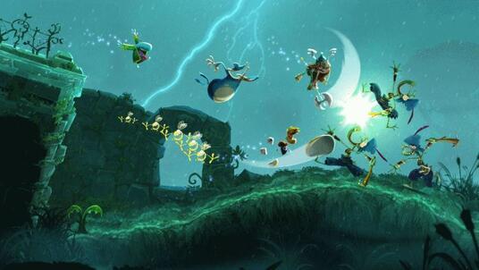Ubisoft Rayman Legends Essentials, PlayStation 3 Inglese - 4