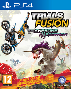 Videogioco Trials Fusion: The Awesome Max Edition PlayStation4 0