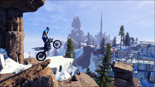 Videogioco Trials Fusion: The Awesome Max Edition PlayStation4 1