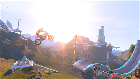 Videogioco Trials Fusion: The Awesome Max Edition PlayStation4 2