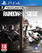 Videogiochi PlayStation4 Tom Clancy's Rainbow Six: Siege