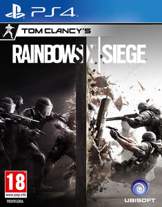 Videogioco Tom Clancy's Rainbow Six: Siege PlayStation4 0