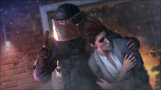 Videogioco Tom Clancy's Rainbow Six: Siege PlayStation4 1