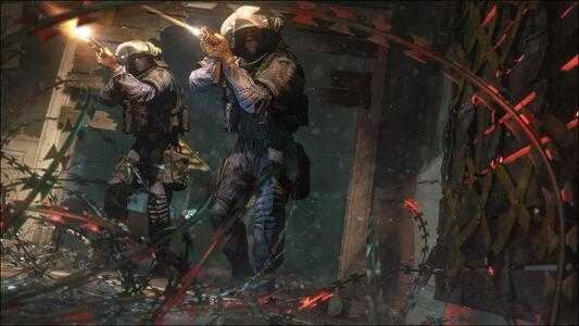 Videogioco Tom Clancy's Rainbow Six: Siege PlayStation4 5