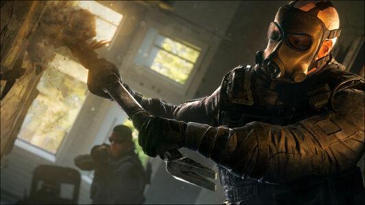 Videogioco Tom Clancy's Rainbow Six: Siege PlayStation4 8