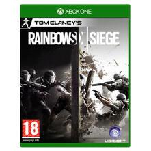 Ubisoft Tom Clancy's Rainbow Six Siege, Xbox One videogioco Basic Francese