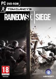 Videogiochi Personal Computer Tom Clancy's Rainbow Six: Siege