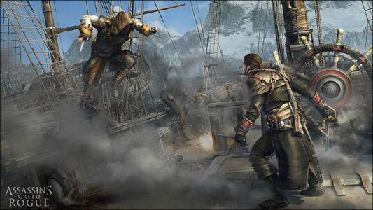 Videogioco Compilation Assassin's Creed IV: Black Flag & Rogue Xbox 360 1