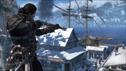 Videogioco Compilation Assassin's Creed IV: Black Flag & Rogue Xbox 360 2