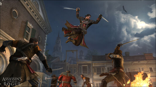 Videogioco Compilation Assassin's Creed IV: Black Flag & Rogue Xbox 360 3