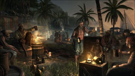 Videogioco Compilation Assassin's Creed IV: Black Flag & Rogue Xbox 360 5