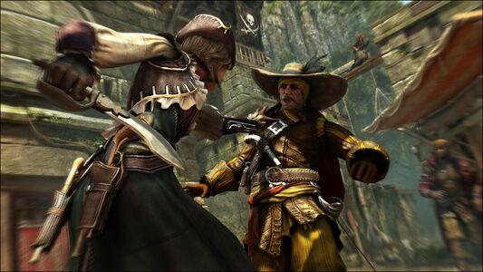 Videogioco Compilation Assassin's Creed IV: Black Flag & Rogue Xbox 360 8