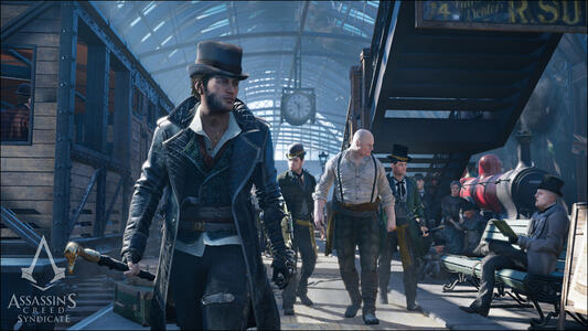 Assassin's Creed. Syndicate The Rooks Edition