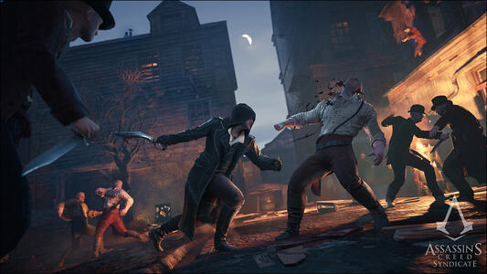 Assassin's Creed. Syndicate The Rooks Edition - 2