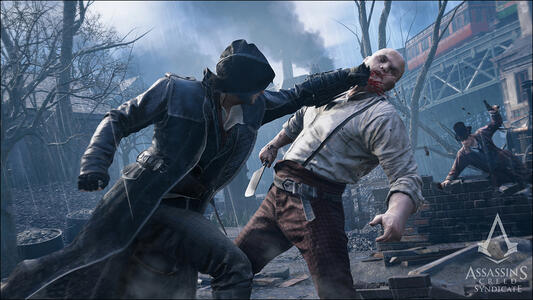 Assassin's Creed. Syndicate The Rooks Edition - 3