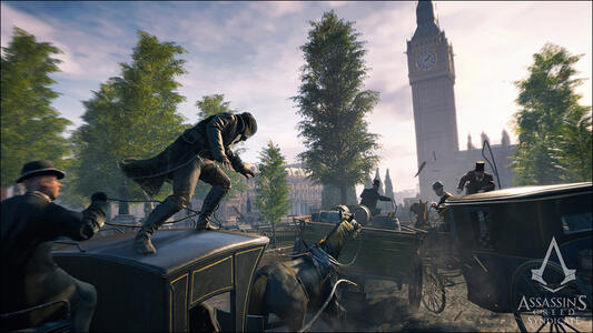Assassin's Creed. Syndicate The Rooks Edition - 4