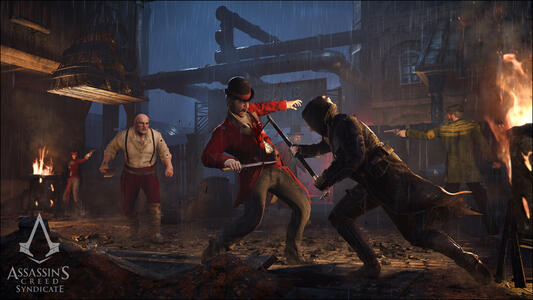 Assassin's Creed. Syndicate The Rooks Edition - 6