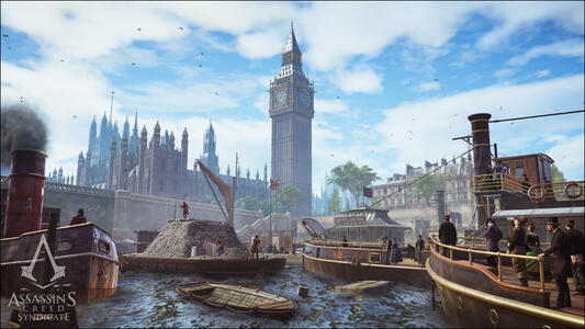 Assassin's Creed. Syndicate The Rooks Edition - 9