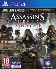 Ubisoft Assassin's Creed: Syndicate, Special Edition, PS4 videogioco PlayStation 4 Speciale Francese