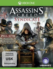 Ubisoft Assassin's Creed Syndicate Special Edition, Xbox One videogioco Base + supplemento Francese