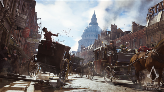 Videogioco Assassin's Creed: Syndicate Day One Special Edition Xbox One 5