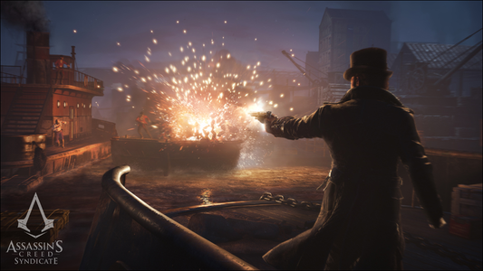 Videogioco Assassin's Creed: Syndicate Day One Special Edition Xbox One 9