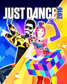 Ubisoft Just Dance 2016, Wii U videogioco Basic Francese