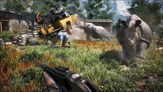 Videogioco Compilation Far Cry 3 & Far Cry 4 PlayStation3 7