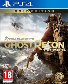 Ubisoft Tom Clancy's Ghost Recon Wildlands Gold Edition, PS4 videogioco PlayStation 4 Oro Francese