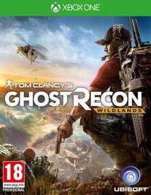 Ubisoft Tom Clancy's Ghost Recon Wildlands, Xbox One Basic