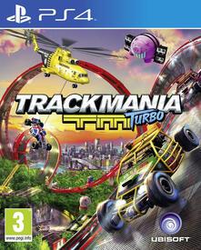 Ubisoft TrackMania Turbo, PS4 videogioco PlayStation 4 Basic Francese