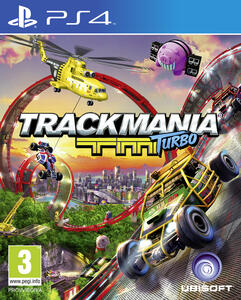 Trackmania Turbo - PS4 - 3