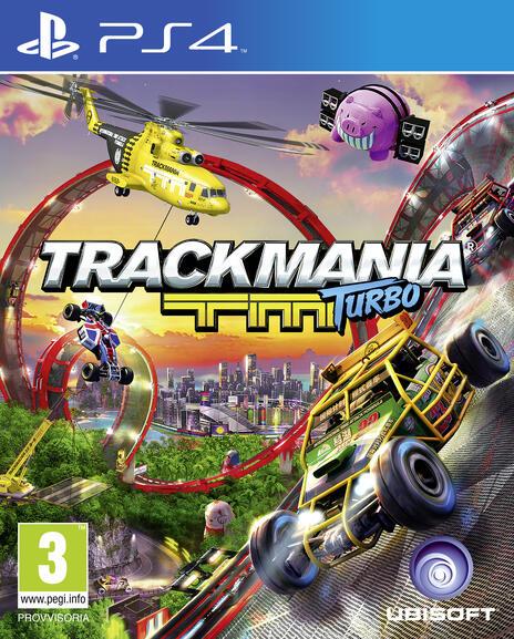 Trackmania Turbo - 2