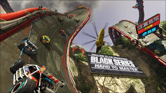 Trackmania Turbo - PS4 - 4