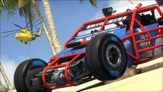 Trackmania Turbo - PS4 - 5