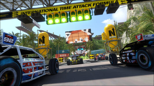 Trackmania Turbo - PS4 - 6