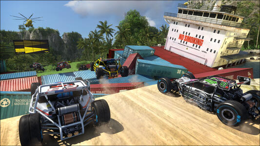 Trackmania Turbo - PS4 - 9