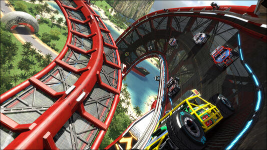 Trackmania Turbo - PS4 - 11