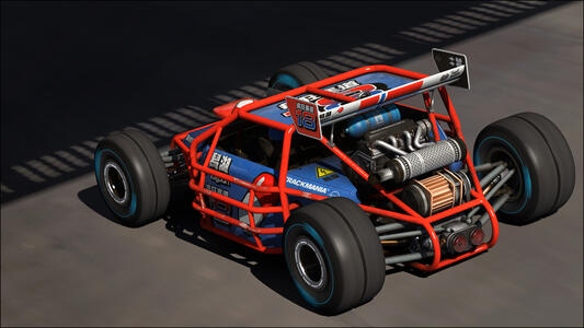 Trackmania Turbo - PS4 - 12