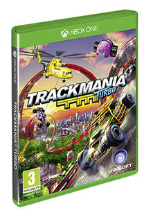 Ubisoft Trackmania Turbo, Xbox One videogioco Basic Francese