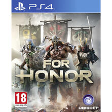 Ubisoft For Honor, PS4 videogioco PlayStation 4 Basic Inglese