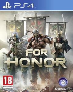 For Honor - PS4 - 2